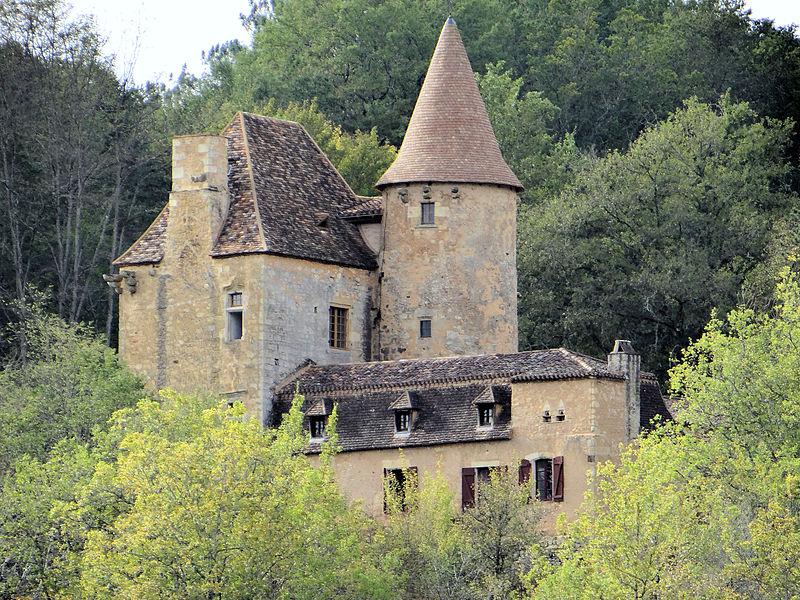 Photo du Monument Historique Manoir de Pech Godou situé à Belvès