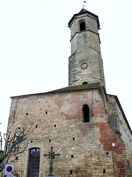 Photo du Monument Historique Tour de la Mairie situé à Belvès