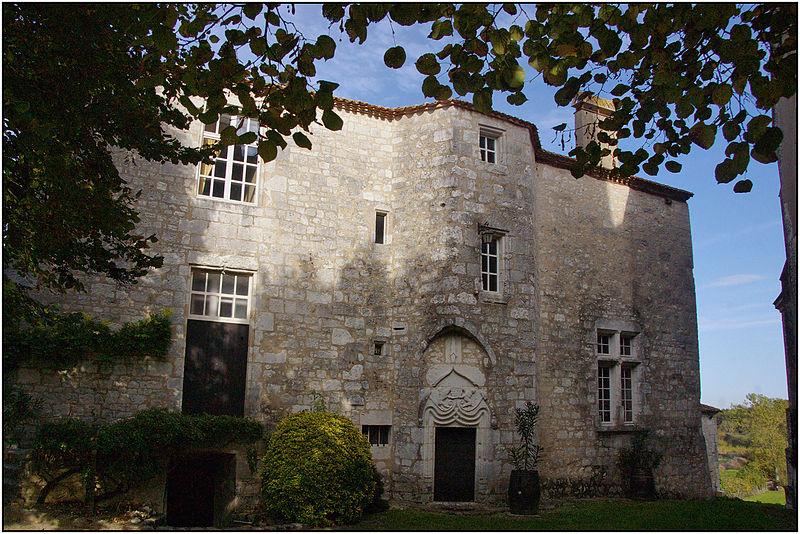 Photo du Monument Historique Presbytère situé à Bouniagues