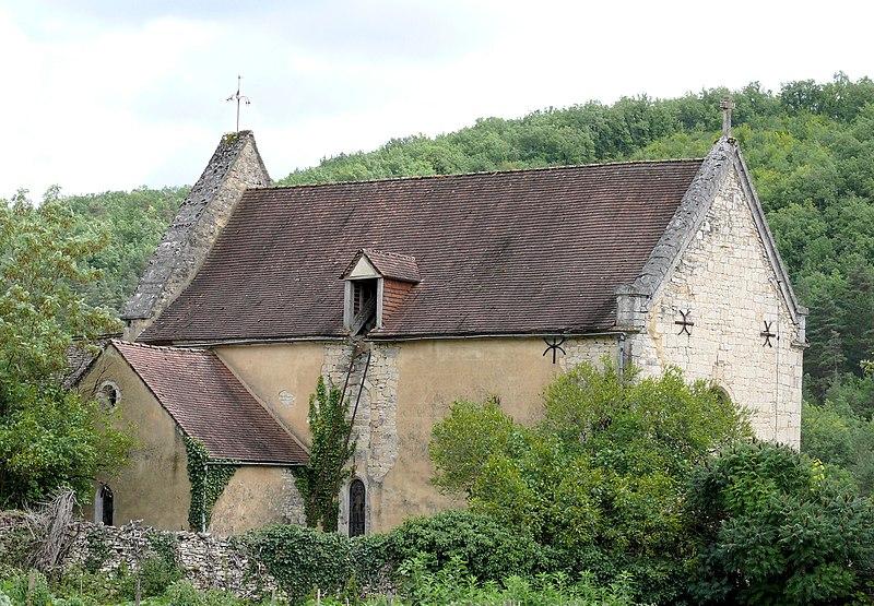 Photo du Monument Historique Eglise Saint-Barthélémy situé à Bouzic