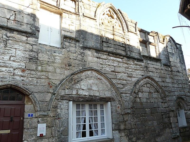 Photo du Monument Historique Maison situé à Brantôme