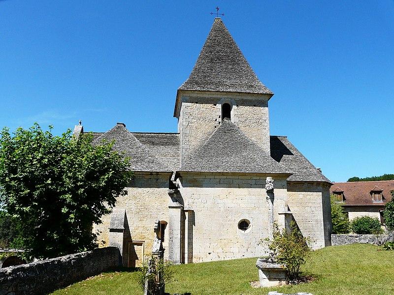 Photo du Monument Historique Eglise Saint-Barthélémy situé à La Cassagne