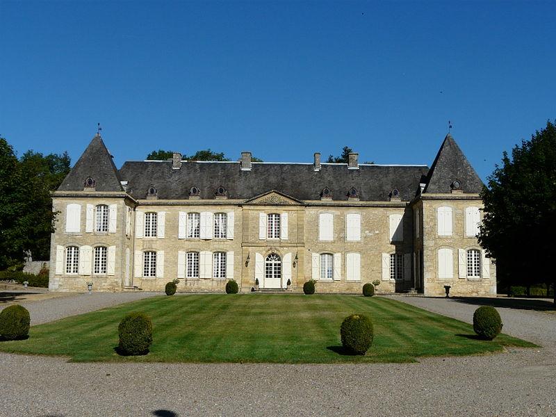 Photo du Monument Historique Château de Lacoste situé à Castelnaud-la-Chapelle
