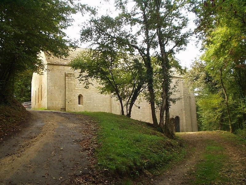 Photo du Monument Historique Ancien prieuré de Redon-Espic situé à Castels