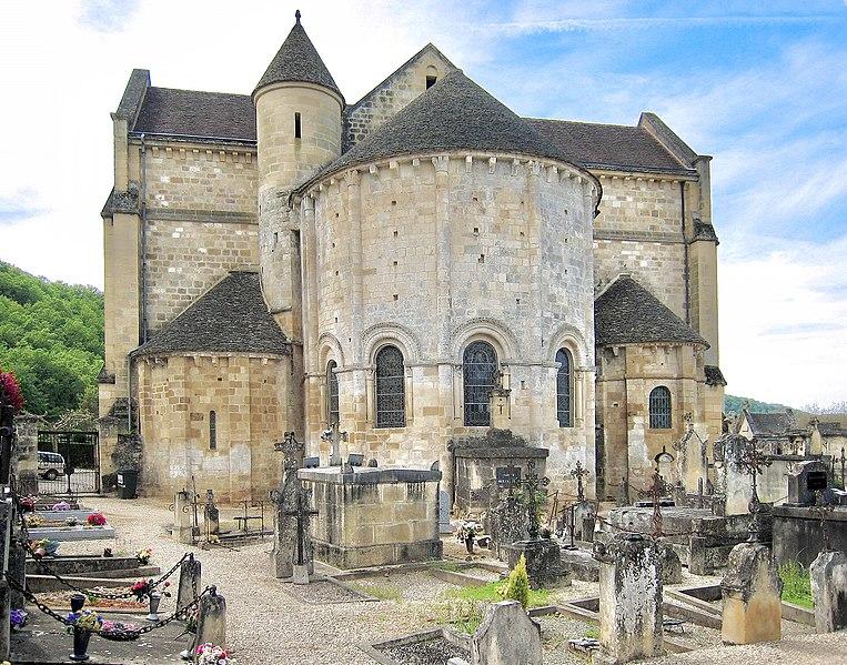 Photo du Monument Historique Eglise Notre-Dame de la Nativité de Cenac situé à Cénac-et-Saint-Julien