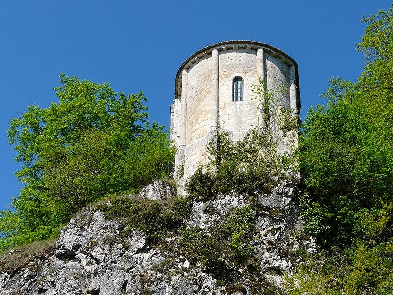 Photo du Monument Historique Chapelle Saint-Michel d'Auberoche situé à Le Change