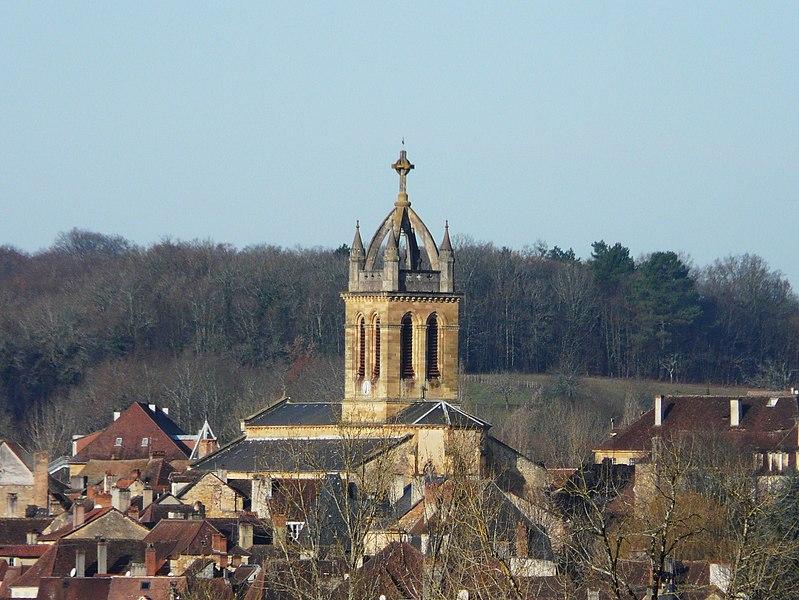 Photo du Monument Historique Eglise Saint-Thomas situé à Excideuil