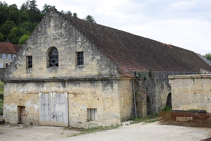Photo du Monument Historique Ancienne forge des Eyzies situé à Les Eyzies-de-Tayac-Sireuil