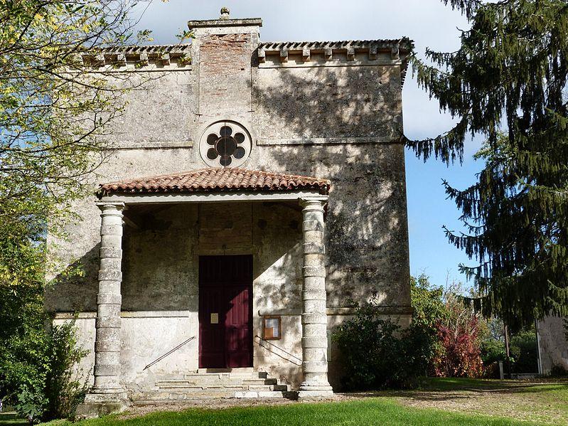 Photo du Monument Historique Temple protestant situé à Le Fleix