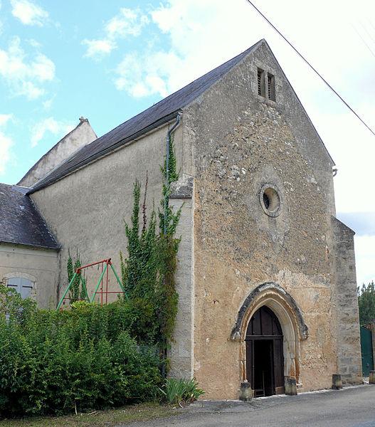 Photo du Monument Historique Eglise de Gaumiers situé à Florimont-Gaumier