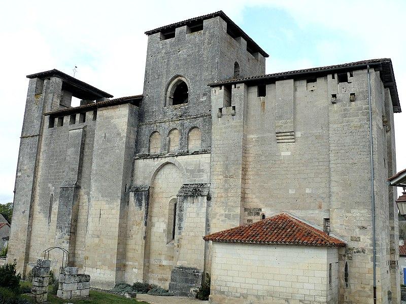Photo du Monument Historique Eglise Saint-Pierre-et-Saint-Paul situé à Grand-Brassac