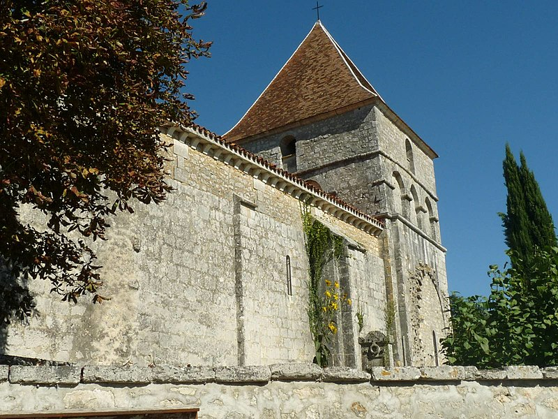 Photo du Monument Historique Eglise situé à Les Graulges
