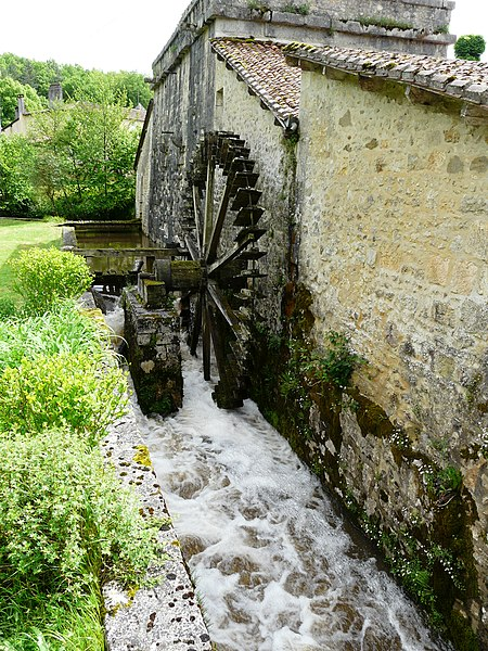 Photo du Monument Historique Forge Neuve situé à Javerlhac-et-la-Chapelle-Saint-Robert