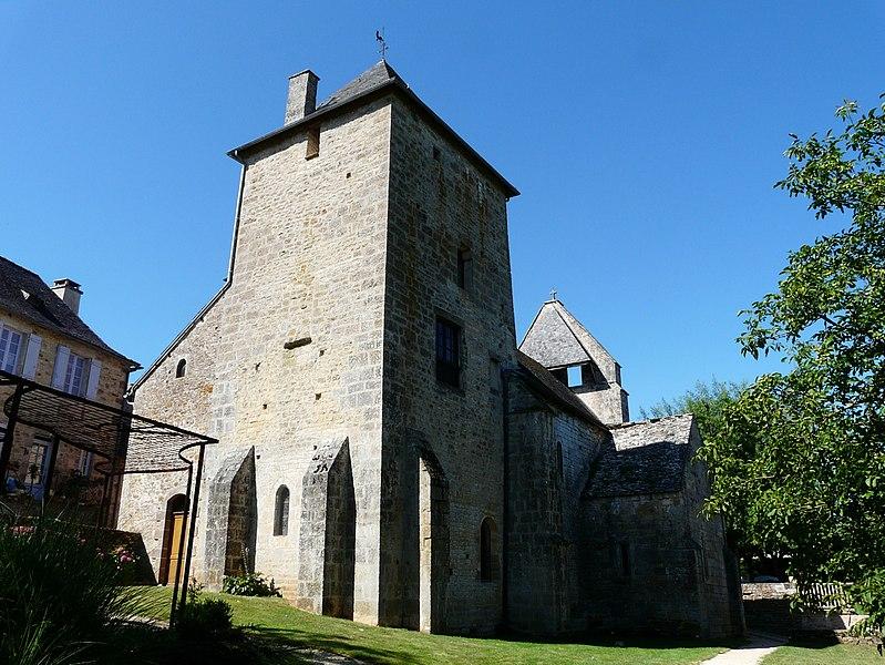 Photo du Monument Historique Eglise Notre-Dame situé à Dornac (La)