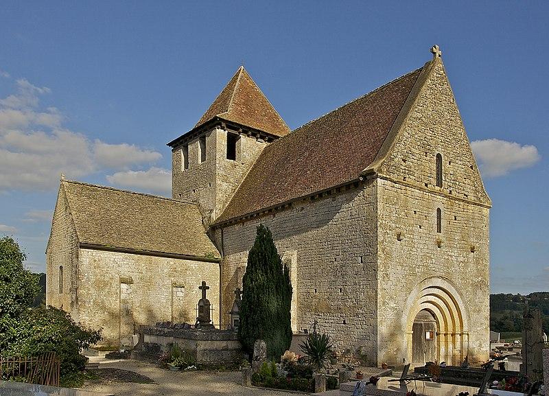 Photo du Monument Historique Eglise Saint-Martin situé à Limeuil
