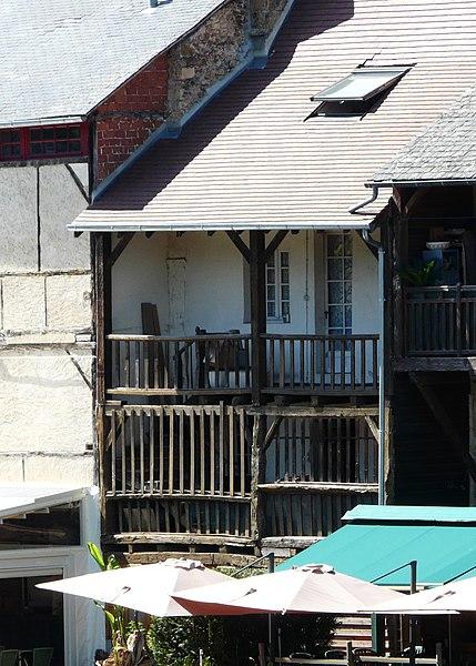 Photo du Monument Historique Maison situé à Montignac