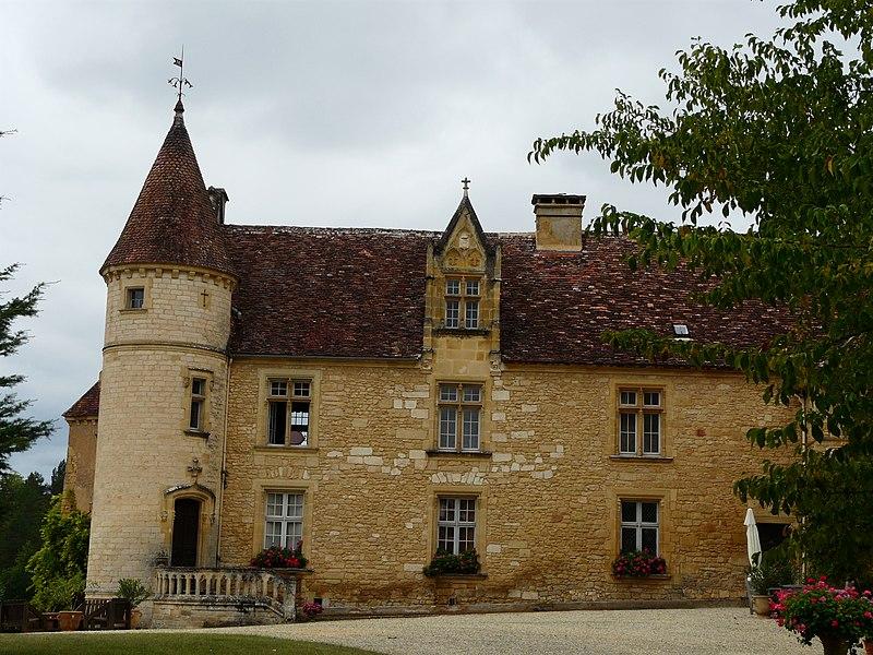 Photo du Monument Historique Château de Monsec situé à Mouzens