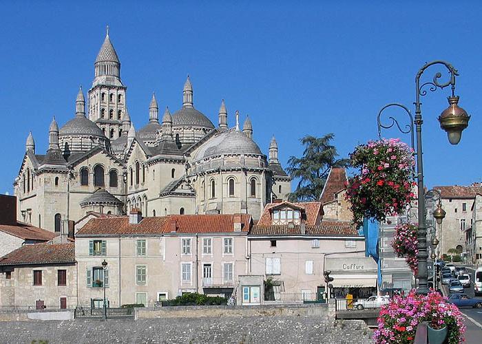Photo du Monument Historique Cathédrale Saint-Front situé à Périgueux
