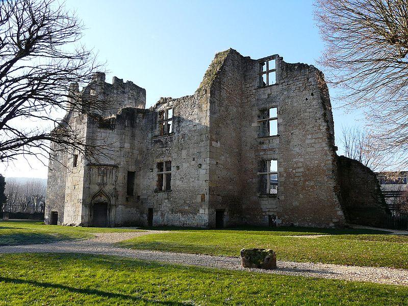 Photo du Monument Historique Château Barrière situé à Périgueux