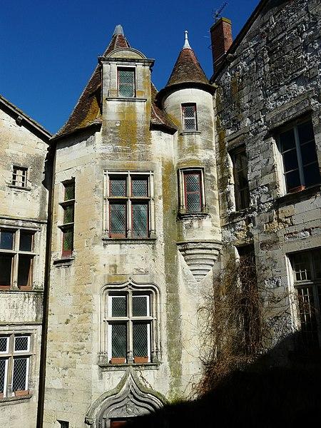 Photo du Monument Historique Hôtel Gamenson ou Logis Saint-Front situé à Périgueux