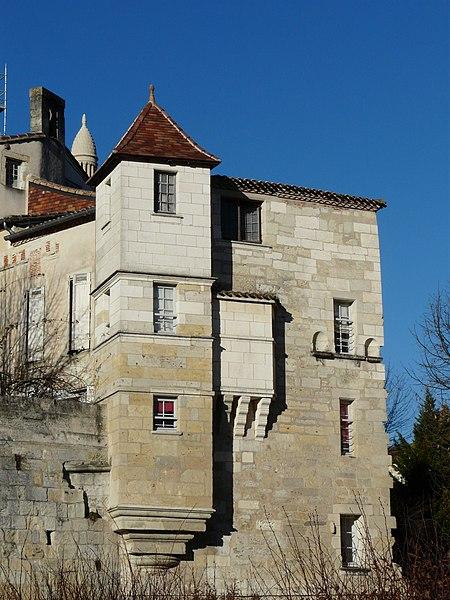 Photo du Monument Historique Immeuble situé à Périgueux