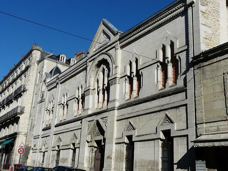 Photo du Monument Historique Ancienne loge maçonnique situé à Périgueux