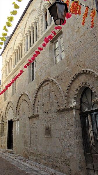 Photo du Monument Historique Maison ancienne dite Maison des Dames de la Foi ou ancien hôtel Arnaud de Laborie situé à Périgueux