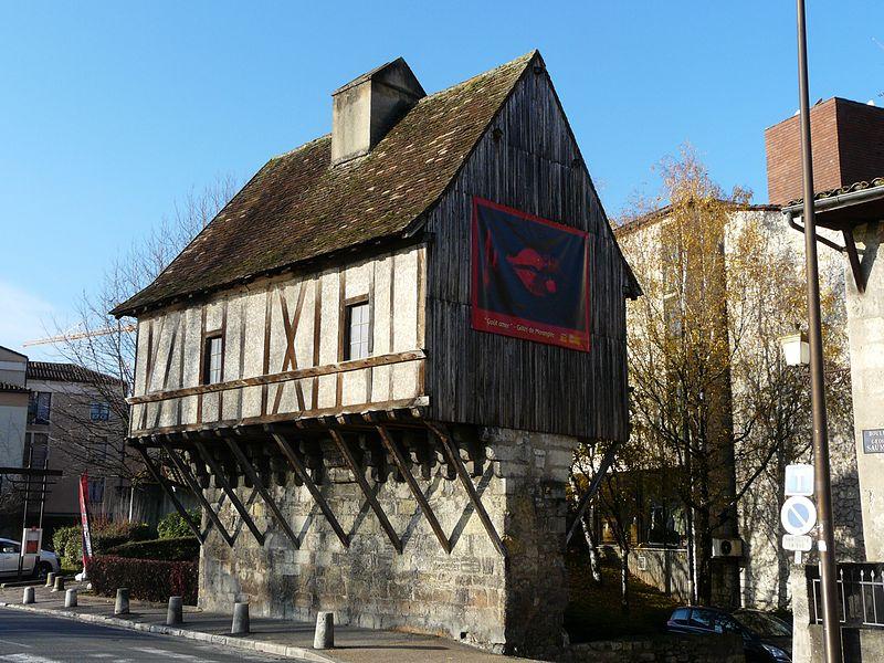Photo du Monument Historique Maison dite Moulin Saint-Front situé à Périgueux