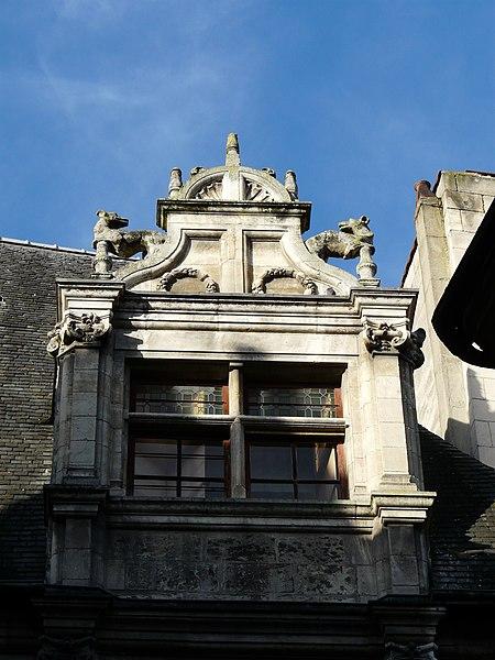 Photo du Monument Historique Maison Renaissance situé à Périgueux