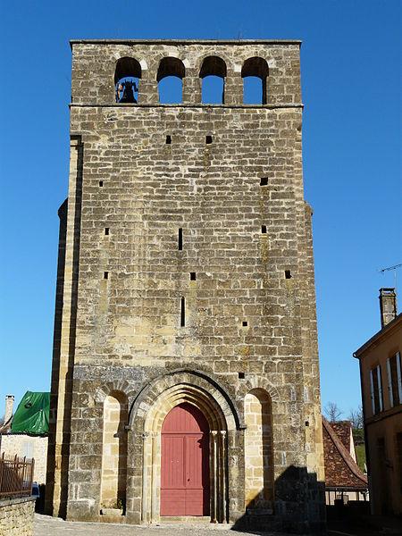 Photo du Monument Historique Eglise Notre-Dame de la Purification situé à Preyssac-d'Excideuil