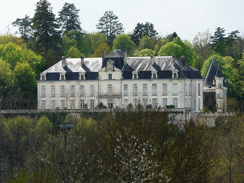 Photo du Monument Historique Château de Vaugoubert situé à Quinsac