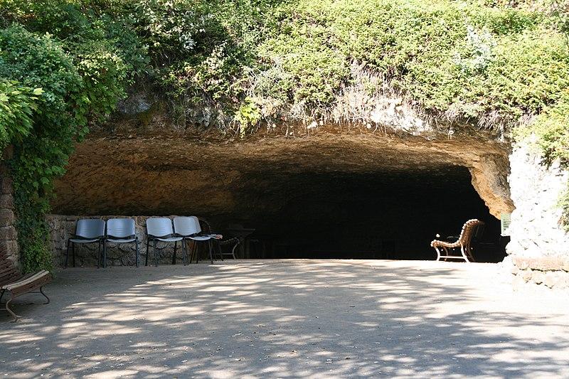 Photo du Monument Historique Grotte du Cro de Granville ornée de peintures et de gravures pariétales situé à Rouffignac-Saint-Cernin-de-Reilhac