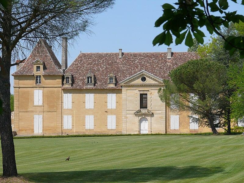 Photo du Monument Historique Château de Sainte-Croix situé à Sainte-Croix