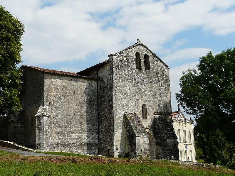 Photo du Monument Historique Eglise Saint-Just et Saint-Jacques situé à Saint-Just