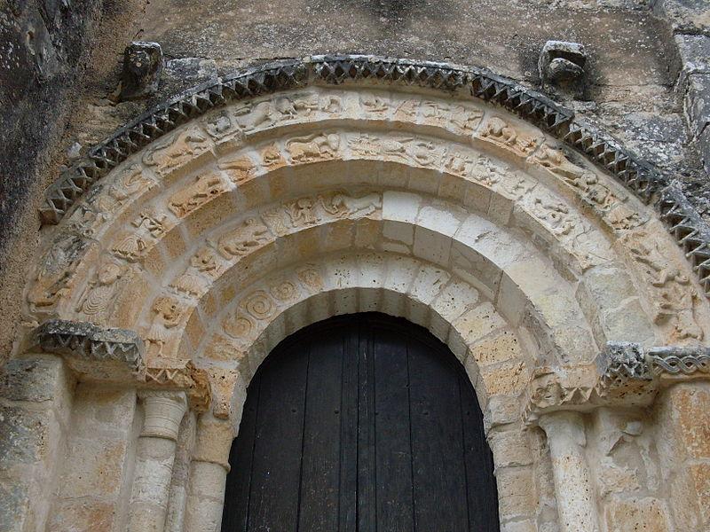 Photo du Monument Historique Eglise Saint-Martin situé à Saint-Martin-le-Pin