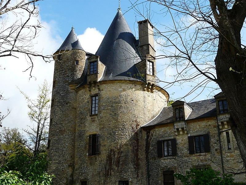Photo du Monument Historique Tour des Charreaux situé à Saint-Médard-d'Excideuil
