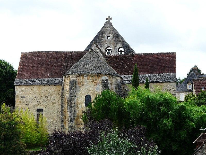 Photo du Monument Historique Eglise Saint-Ours situé à Sainte-Orse