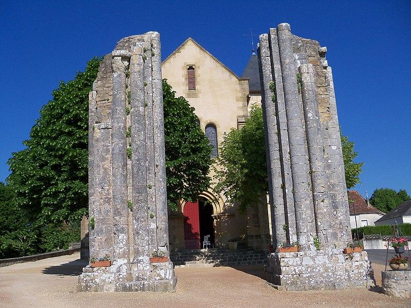 Photo du Monument Historique Eglise Saint-Raphaël situé à Saint-Raphaël