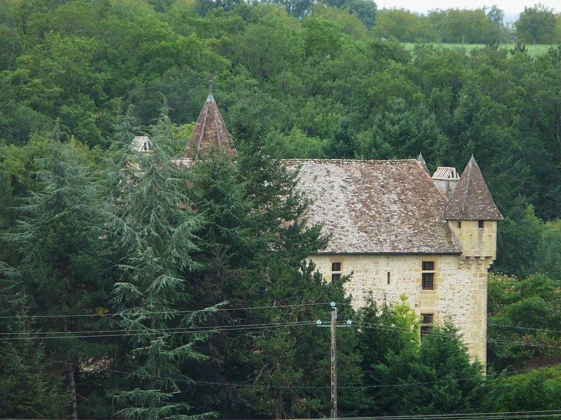 Photo du Monument Historique Manoir d'Igonie situé à Saint-Sulpice-d'Excideuil