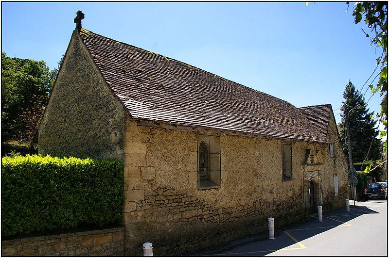 Photo du Monument Historique Chapelle de Notre-Dame-de-Bonne-Rencontre situé à Sarlat-la-Canéda