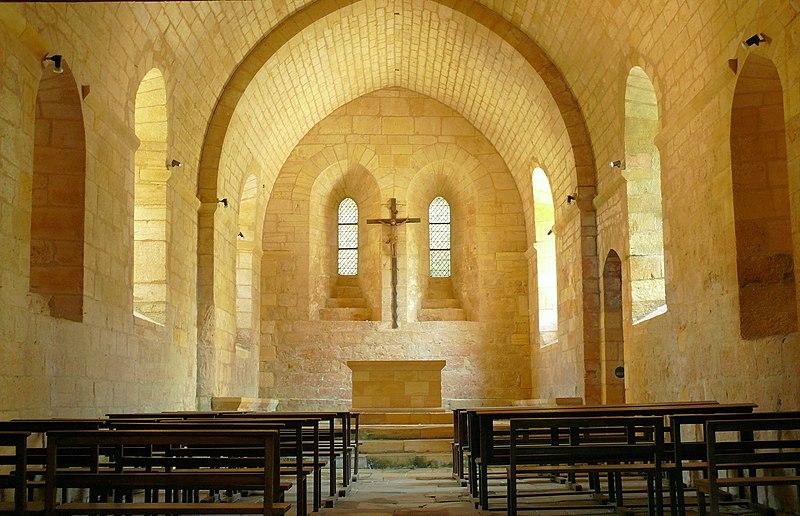 Photo du Monument Historique Chapelle des Pénitents Bleus ou chapelle Saint-Benoît situé à Sarlat-la-Canéda