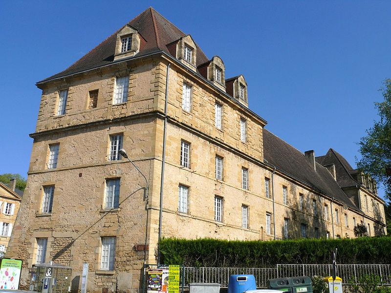 Photo du Monument Historique Ancien couvent de l'Ordre de Notre-Dame situé à Sarlat-la-Canéda