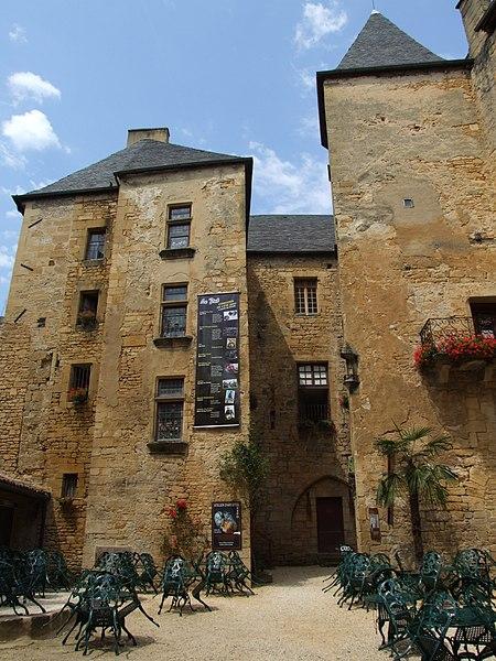 Photo du Monument Historique Hôtel de Gérard situé à Sarlat-la-Canéda