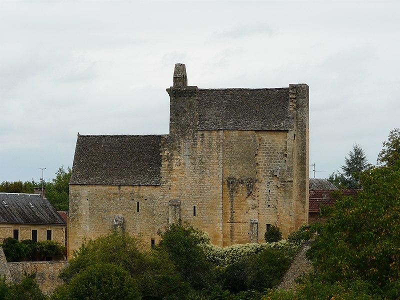 Photo du Monument Historique Eglise Saint-Pantaléon situé à Sergeac
