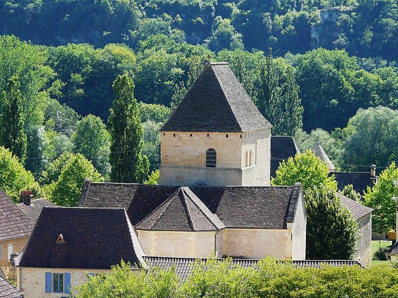 Photo du Monument Historique Eglise Saint-Julien situé à Tursac