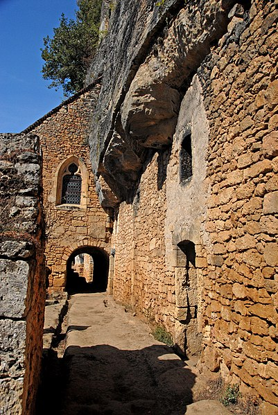Photo du Monument Historique Fort de Tursac situé à Tursac