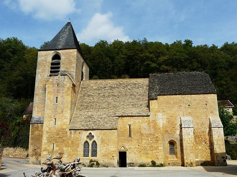 Photo du Monument Historique Eglise Saint-Pantaléon situé à Valojoulx