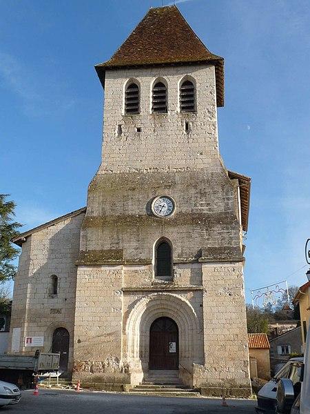 Photo du Monument Historique Eglise Notre-Dame situé à Vanxains
