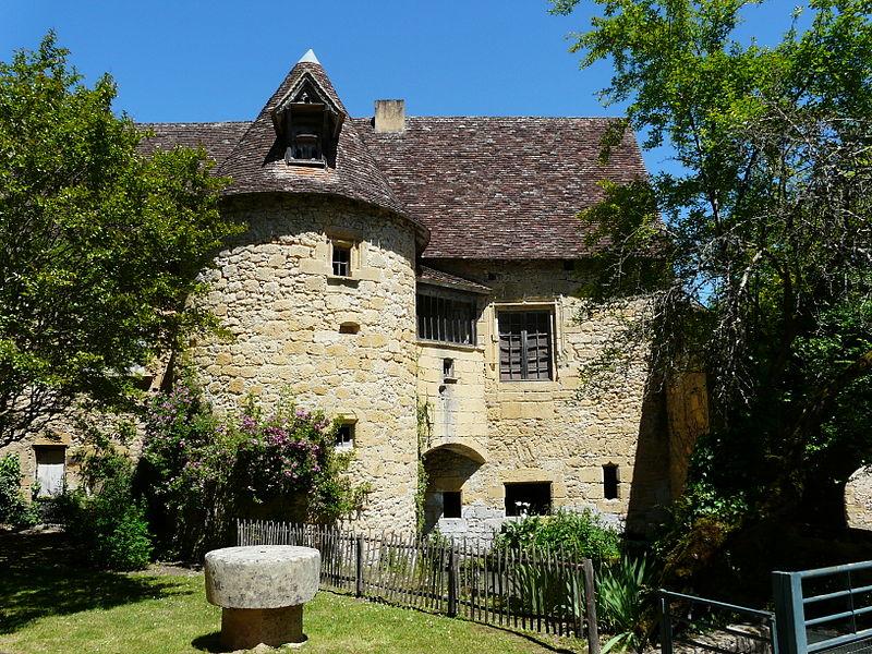 Photo du Monument Historique Anciennes papeteries situé à Couze-et-Saint-Front