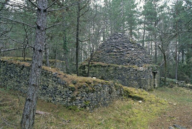 Photo du Monument Historique Cabane en pierre sèche du Mazut situé à Daglan
